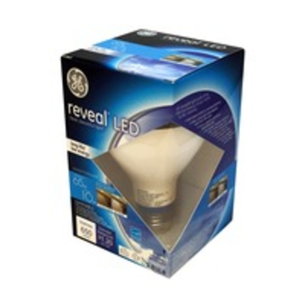 General Electric Reveal Dimmable LED Standard Base 10W Light Bulb