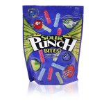 Sour Punch, Assorted Flavors Bites, 9 Oz