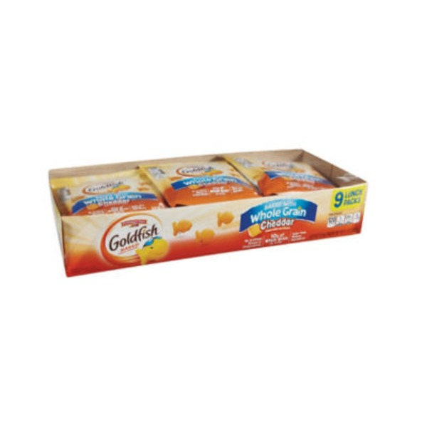 Pepperidge Farm® Baked with Whole Grain Cheddar Crackers