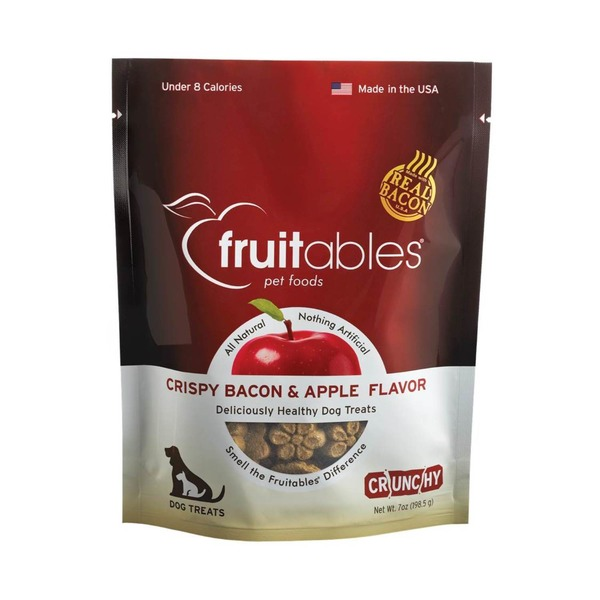 Fruitables Bacon & Apple Flavor Crispy