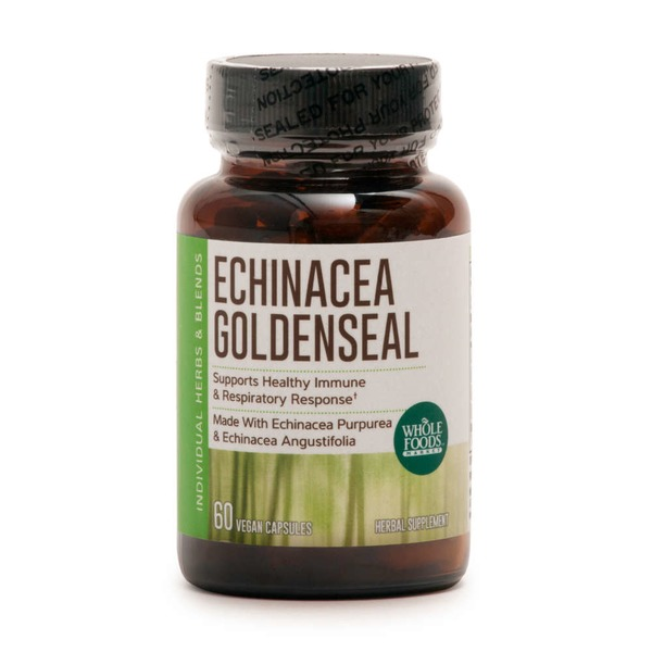 Whole Foods Market Echinacea Goldenseal