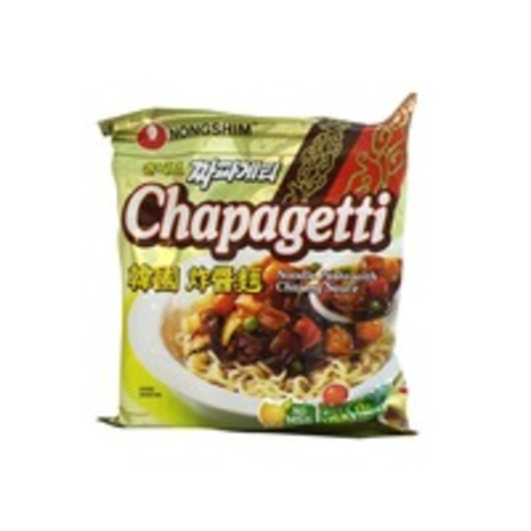 Nongshim Chapagetti Noodle Pasta With Chajang Sauce