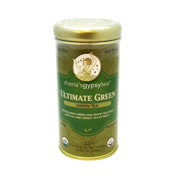 Zhena's Gypsy Tea Ultimate Green Tea