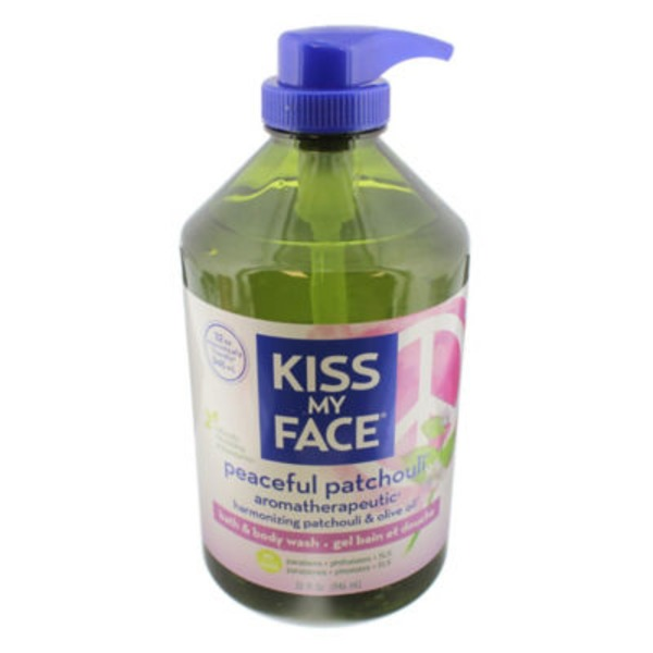 Kiss My Face Body Wash Patchouli