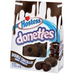Hostess® Donettes Double Chocolate Mini Donuts 11.25 oz (Stand-Up Bag)