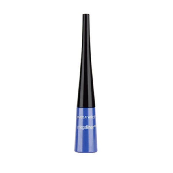 Wet n' Wild Megaliner Liquid Eyeliner 873A Voltage Blue