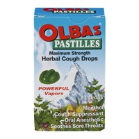 Olbas Pastilles Maximum Strength Herbal Cough Drops - 27 CT
