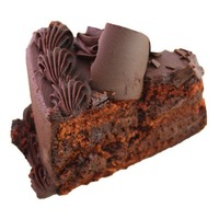 Central Market Anthony's Chocolate Mouse Cake Slice