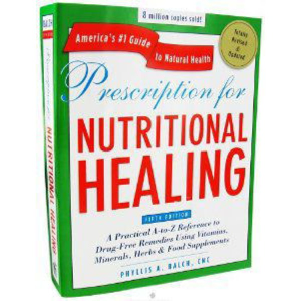 Nutri Books Prescription for Nutritional Healing