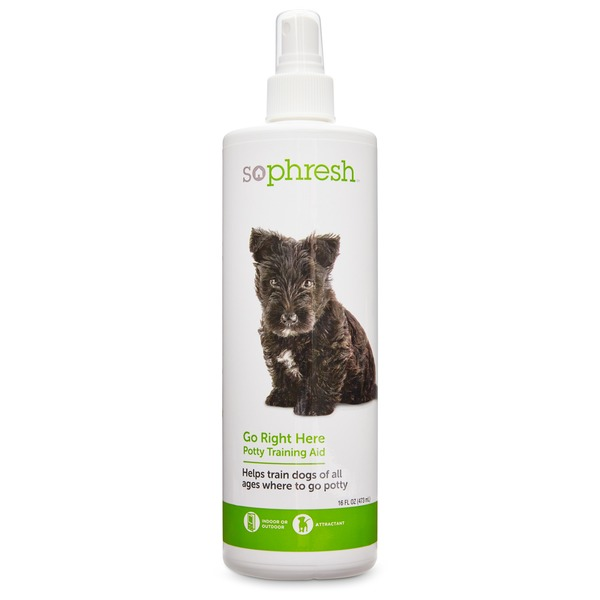 SoPhresh Potty Training Aid Spray