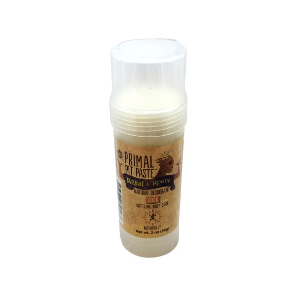 Primal Pit Paste Deodorant Royal And Rogue St