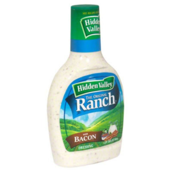 Hidden Valley Ranch Bacon