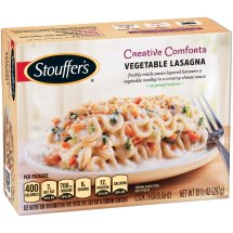 STOUFFER'S Classics Vegetable Lasagna 10.5 oz Box