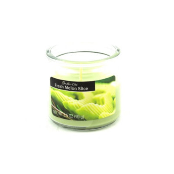 Candle Lite Fresh Melon Slice Candle