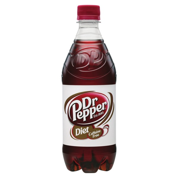 Dr. Pepper Diet Soda