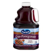 Ocean Spray Fruit Juice, Cran-Pomegranate, 101.4 Fl Oz, 1 Count