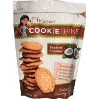 Mrs Thinsters Coconut Cookie Thins