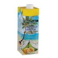 Central Market Passion Fruit Coconut Water