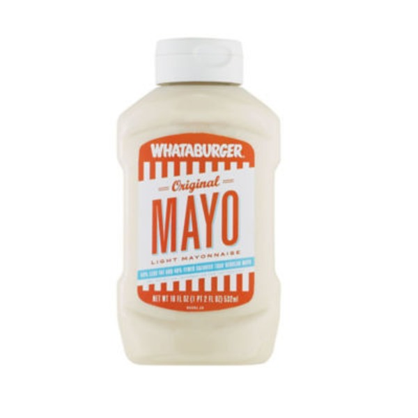 Whataburger Original Light Mayo