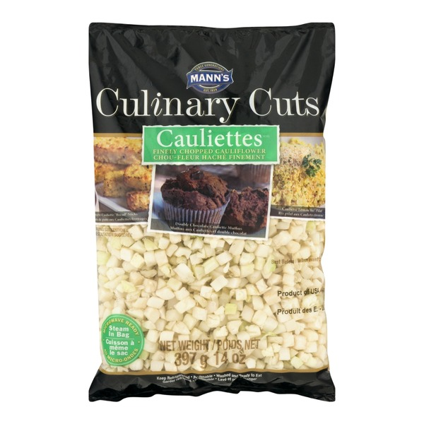Mann's Culinary Cuts Cauliettes