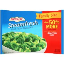Birds Eye Steamfresh Family Size Frozen Broccoli Cuts, 19 Oz