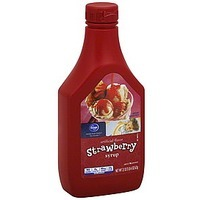 Kroger Syrup Strawberry