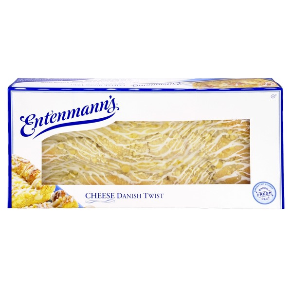 Entenmann's Cheese Danish Twist