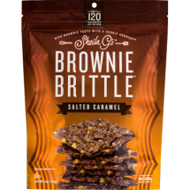 Sheila Gs Salted Caramel Brownie Brittle, 5 OZ