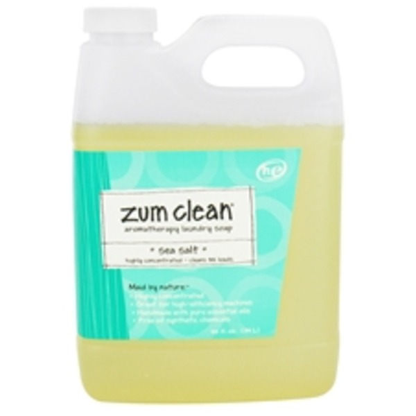 Indigo Wild/Zum Zum Clean Sea Salt Aromatherapy Laundry Soap