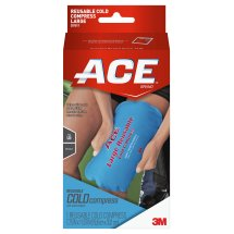 ACE Large Reusable Cold Compress, 1 Cold Pack, Blue