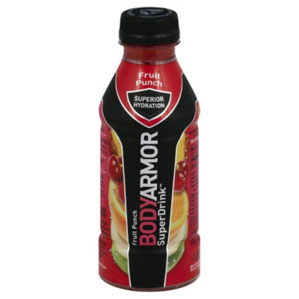 Body Armor Fruit Punch Super Drink