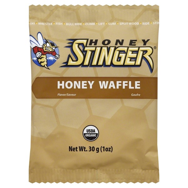 Honey Stinger Waffle, Honey Flavor