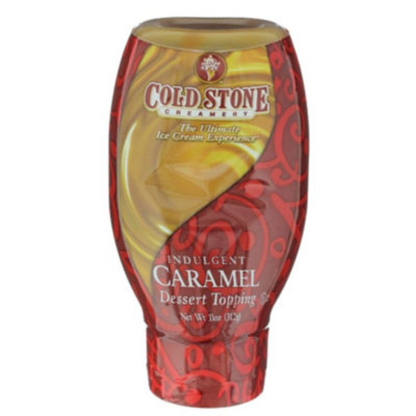 Cold Stone Creamery Dessert Topping Indulgent Caramel