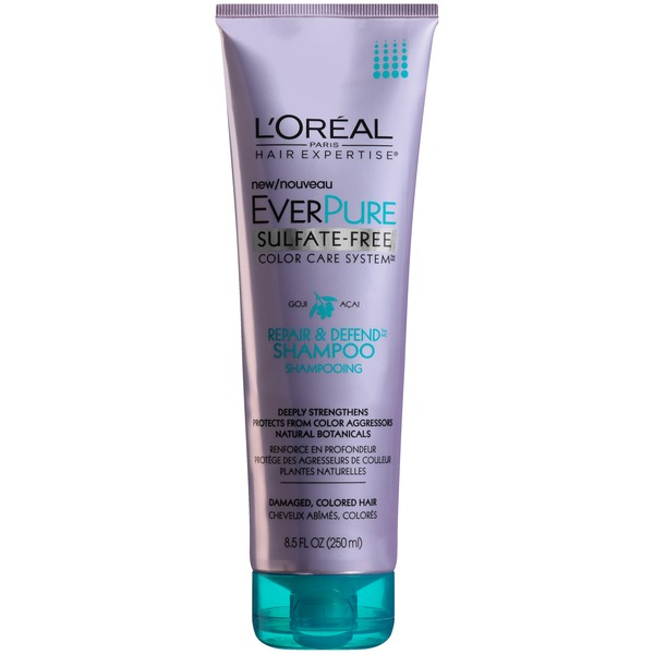 Hair Expertise Shampoo EverPure Damage Protect