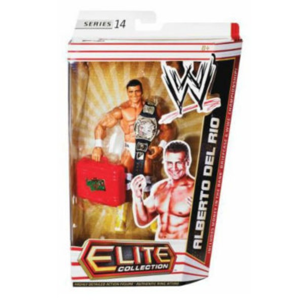 Mattel WWE Elite Collection Card Assortment