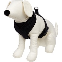 Petco Adjustable Mesh Harness For Dogs In Black
