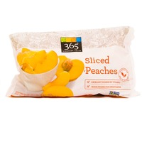 365 Frozen Peaches