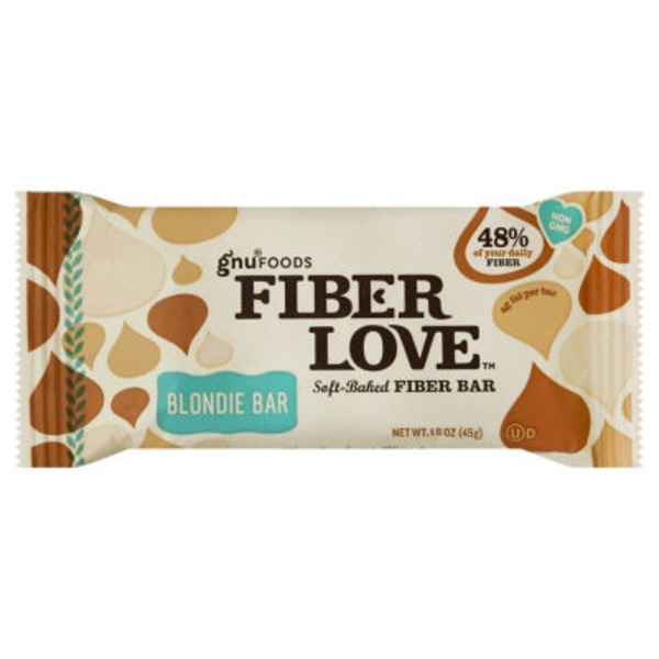 Gnu Foods Llc Flavor & Fiber Blondie Bar