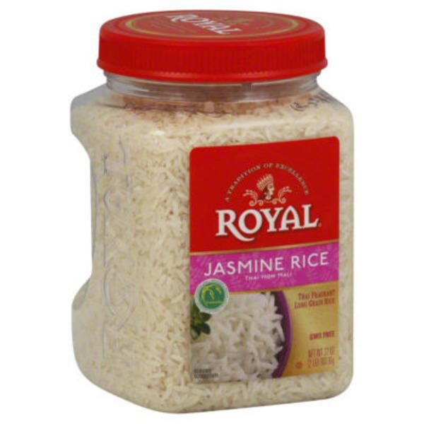 Royal Rice, Jasmine