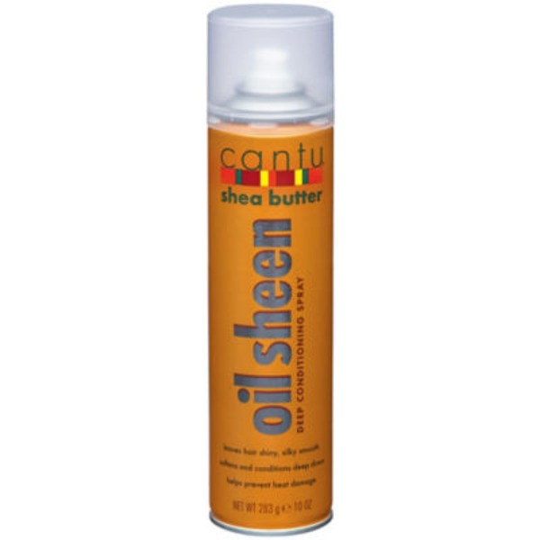 Cantu Shea Butter Oil Sheen Deep Conditioning Spray