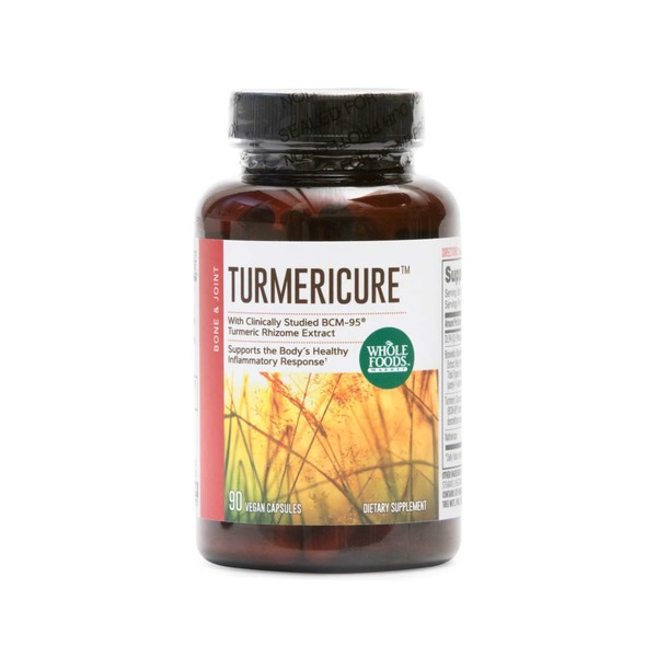 Whole Foods Market Turmericure Capsules