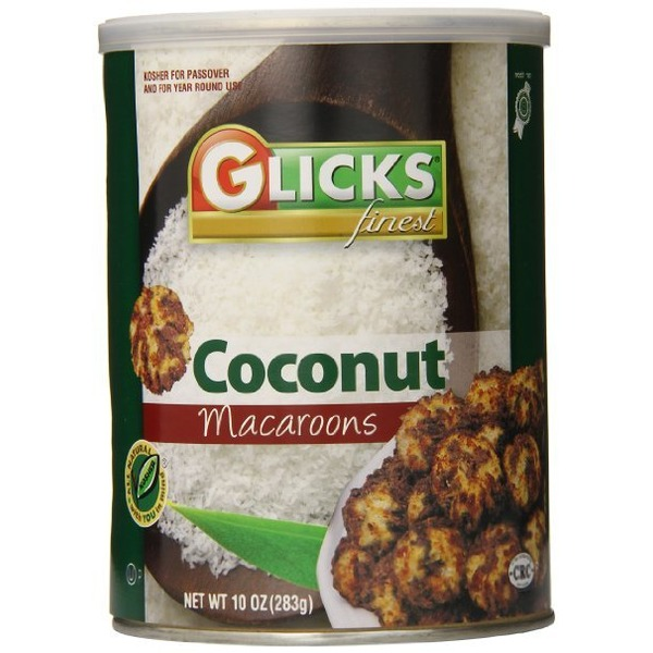 Glicks Finest Coconut Passover Macaroons