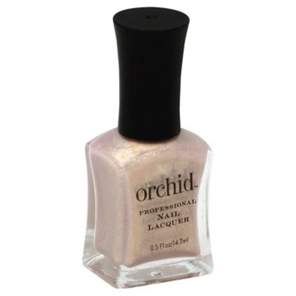 Orchid Nail Polish, Pink Negligee