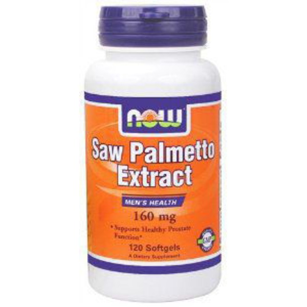 Now Saw Palmetto Softgels