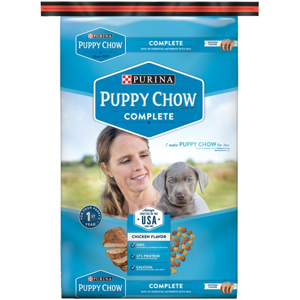 Puppy Chow Complete Complete Bonus Size Dog Food