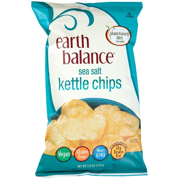 Earth Balance Sea Salt Kettle Chips
