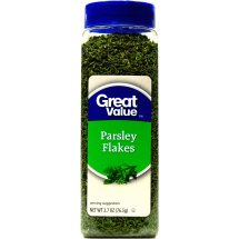 Great Value Parsley Flakes, 2.7 oz