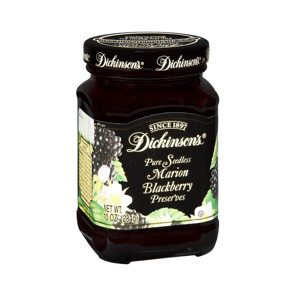 T.N. Dickinson's Pure Seedless Marion Blackberry Preserves