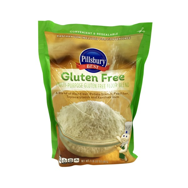 Pillsbury Gluten Free Multi Purpose Flour Blend
