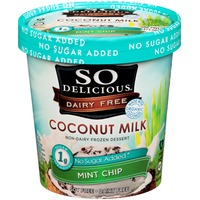 So Delicious Coconut Milk Mint Chip Non-Dairy Frozen Dessert